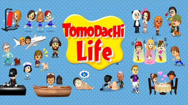 Tomodachi Life Decrypted Rom 3ds Eur Usa With Images
