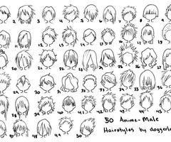 Templates Drawing Comic Google Search How To Draw Hair Anime Boy Hair Boy Hair Drawing