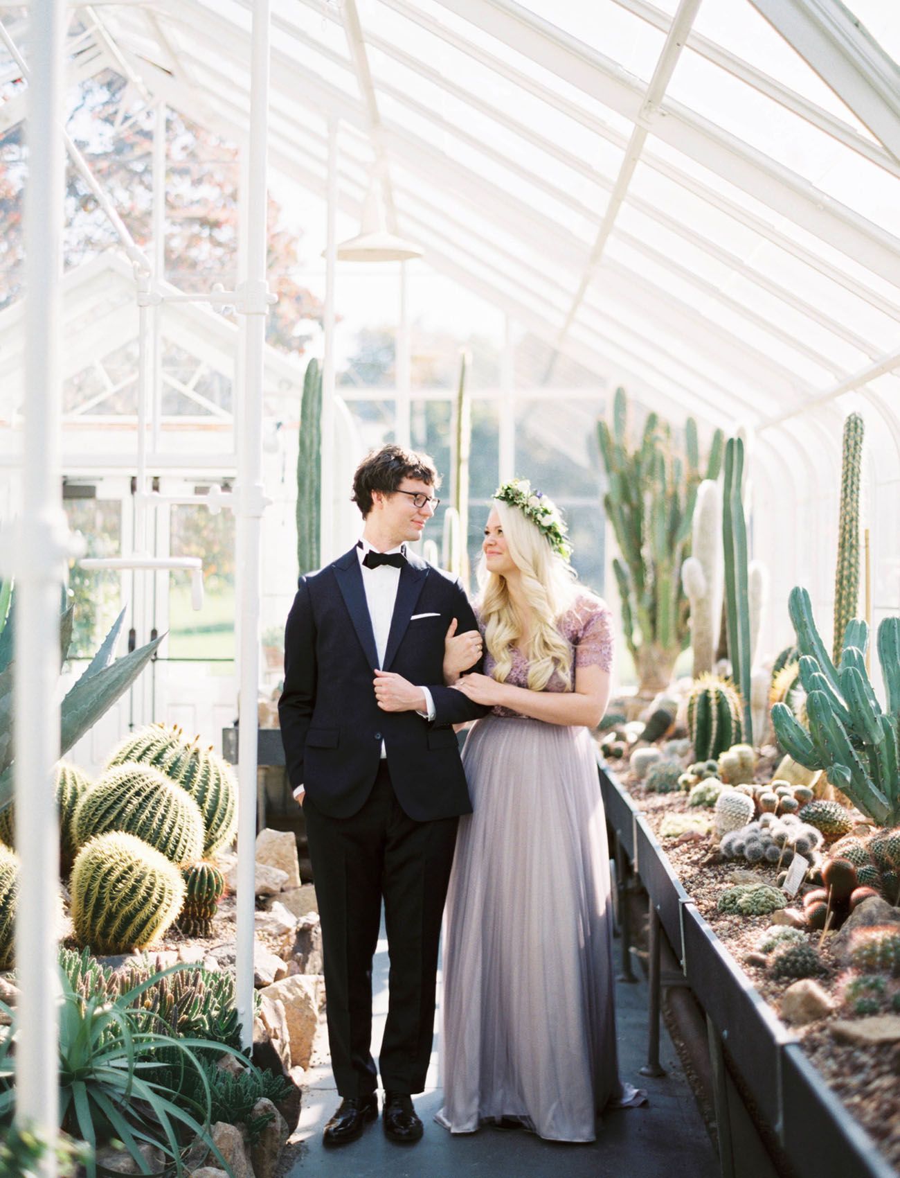 Intimate Seattle Greenhouse Wedding  Allie + Brian  28a0a120cd
