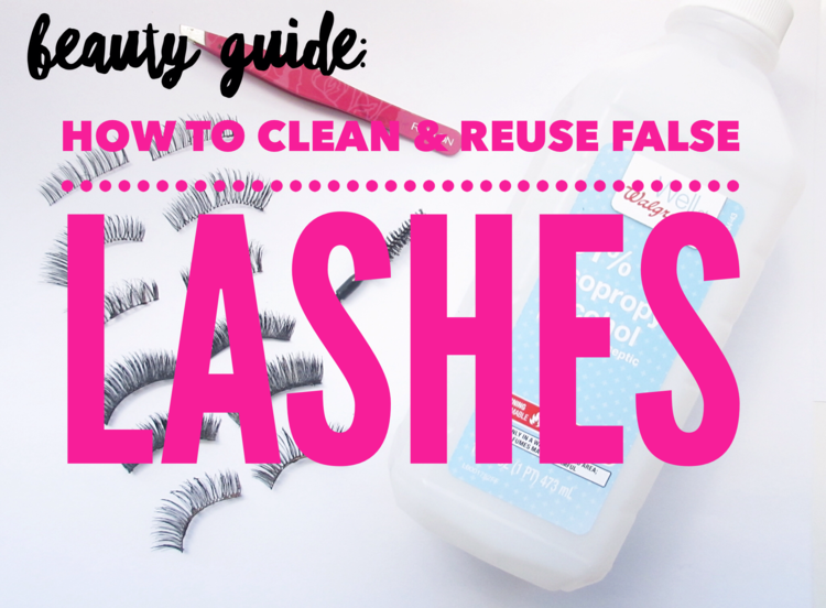 Clean Fake Leashes How To Reuse Fake Lashes Ardell House Of Lashes