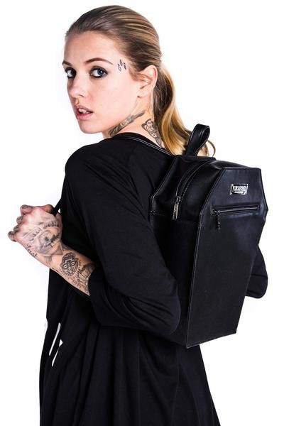 Coffin Backpack [B]