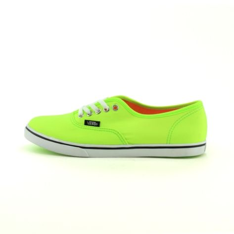 30a29c753c9 Shop for Vans Authentic Lo Pro Skate Shoe in Neon Green at Shi by Journeys. Shop  today for the hottest brands in womens shoes at Journeys.com.