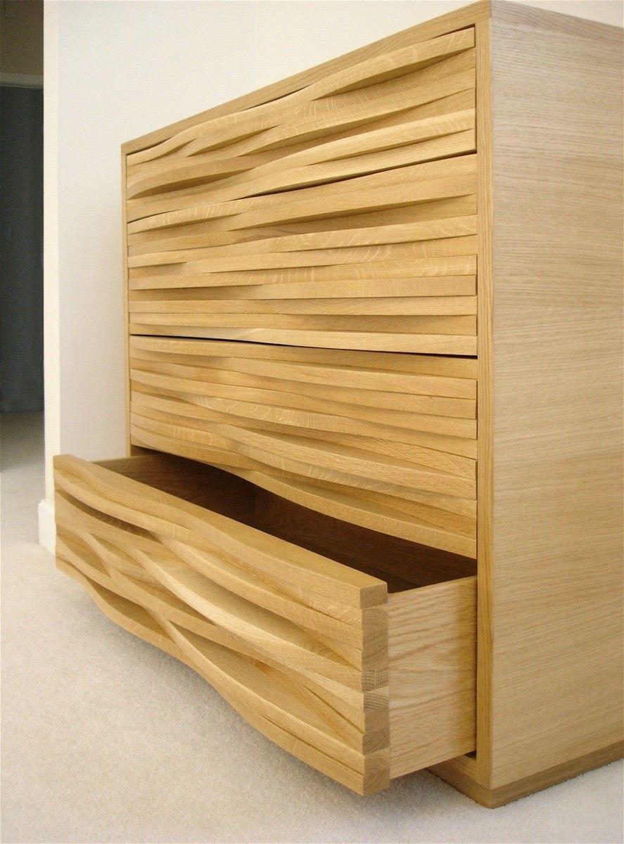 Custom Made Dresser by Mica Sorkin