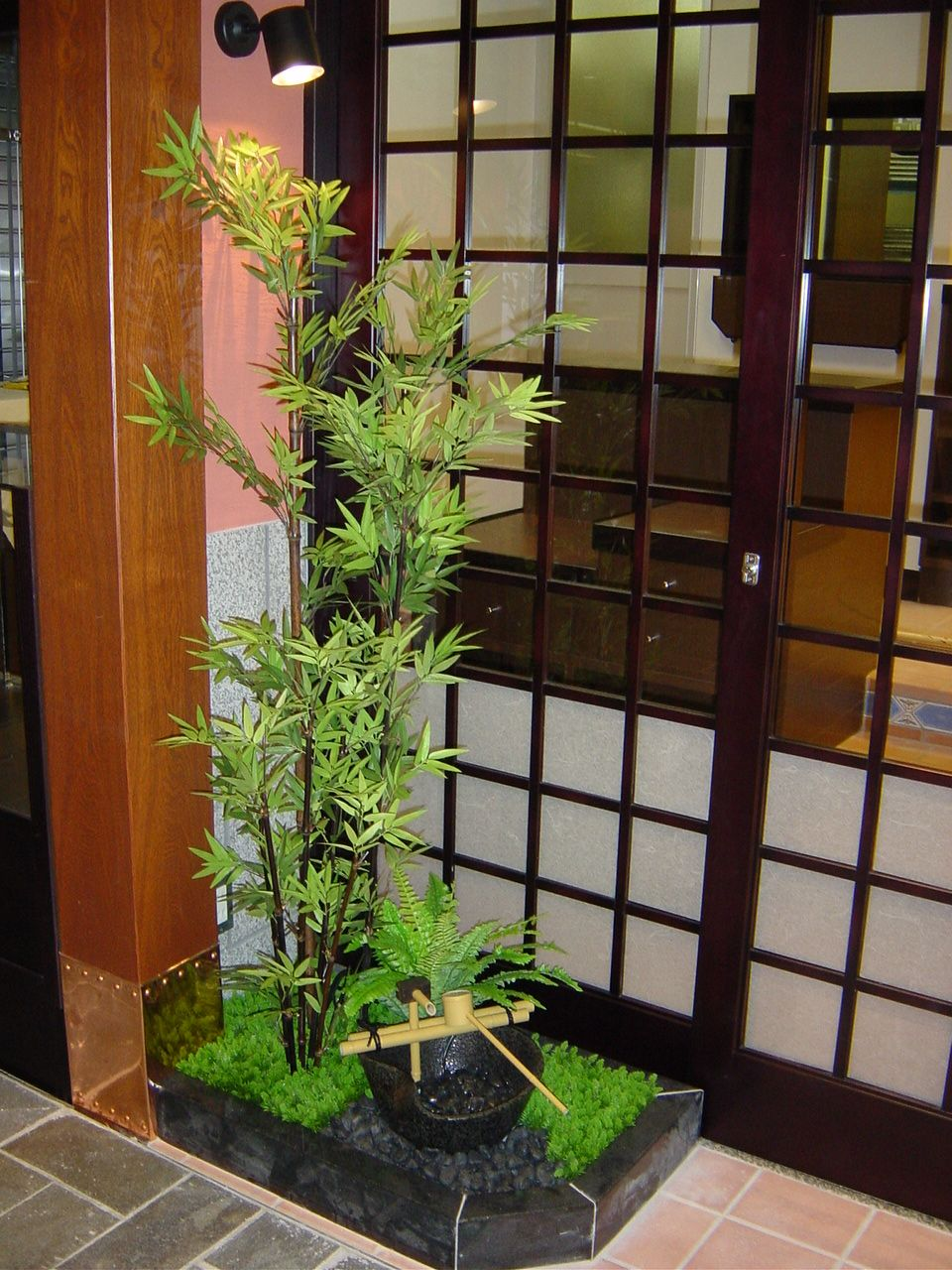 Small space japanese garden japanese garden pinterest for Jardines japoneses pequenos