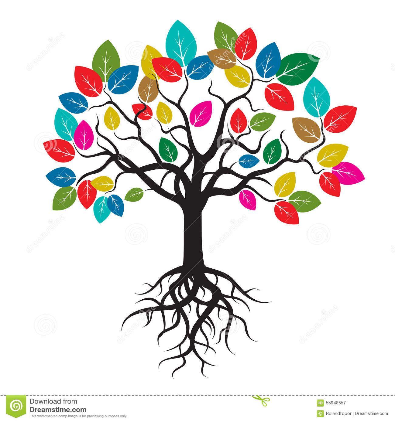 Imagem relacionada (con imágenes) | Hojas de color, Dibujos de árboles,  Arbol de la vida