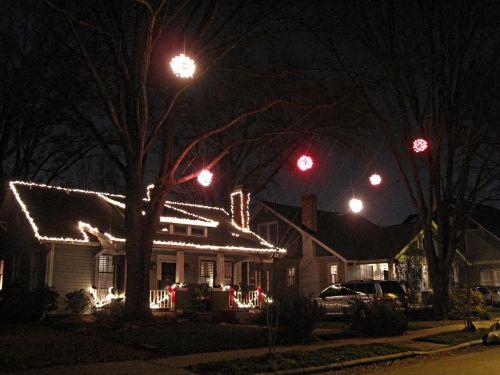 DIY Christmas Ball Lights Navidad Pinterest Ball lights