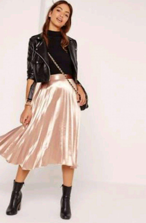 e2e71934b6 Outfit con falda tendencias otoño-invierno 2018 – Tendencia letra por letra