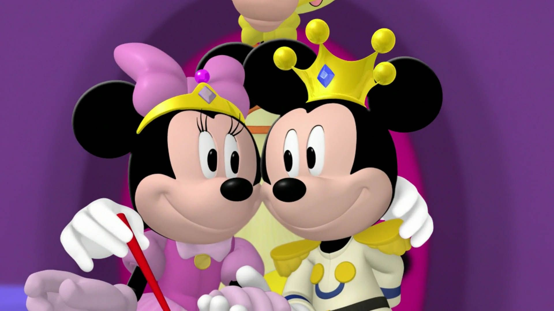 Игра про машинки для детей малышей - mickey mouse.