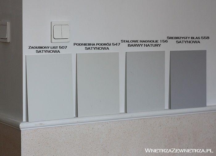 Wnętrza Zewnętrza Szara farba  malujemy naszą sypialnię   -> Sniezka Kuchnia Lazienka Kolory