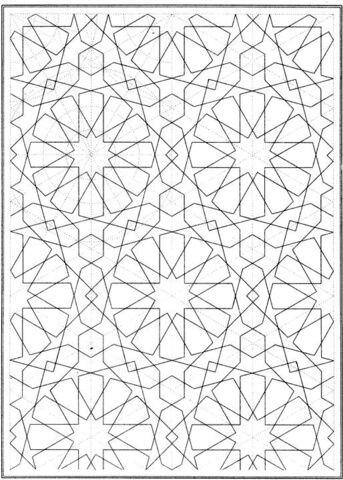 Escher kleurplaten google zoeken geometrie pinterest for Mosaik vorlagen zum ausdrucken