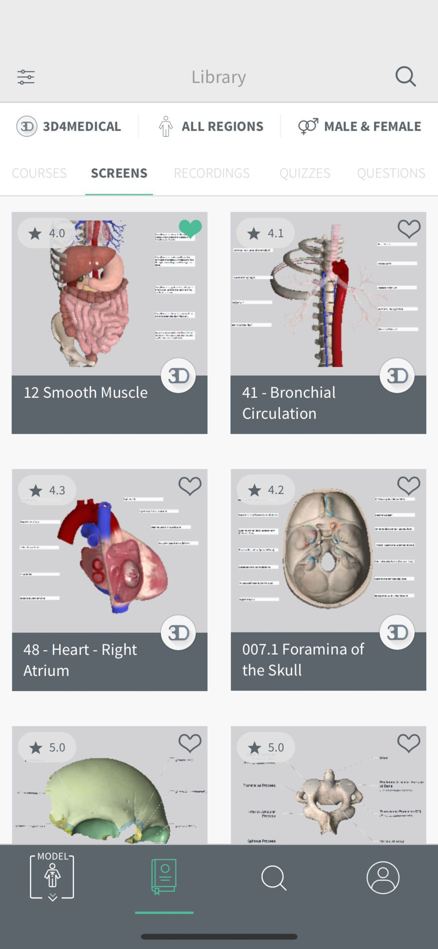 Complete Anatomy For Iphone Educationmedicalappsios Top Iphone