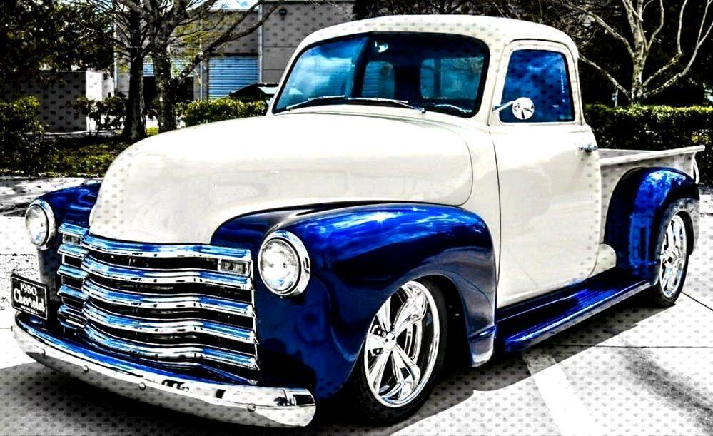 Wonderful Chevy Pickup