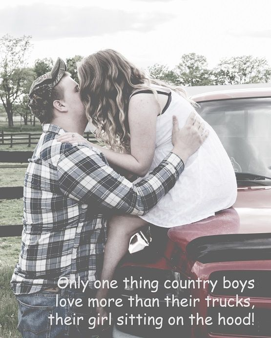 Country boys love their truck! | My Creations | Country ...