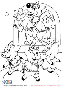Pin By Hope Moore On Coloring For Kids Coloring Pages Wolf Colors Kindergarten Coloring Pages