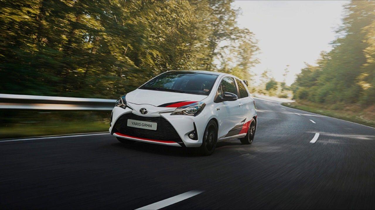 2020 Toyota Yaris Grmn Sports Model From Japan Sports Models Sport Seats Toyota Gt86