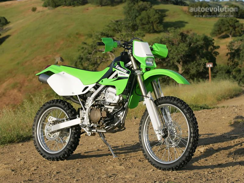 Kawasaki Klx300r Monster Bike Enduro Motorcycle Kawasaki