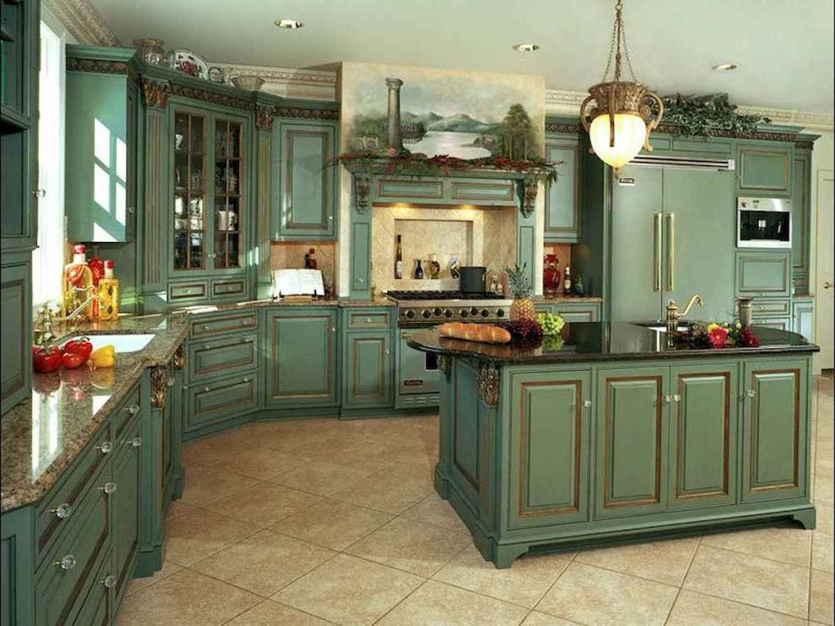01 Gorgeous French Country Style Kitchen Decor Ideas Gladecor Com In 2020 Country Style Kitchen Kitchen Dining Room Combo French Country Kitchens