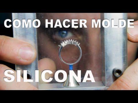 Como Hacer Moldes De Silicona Para Joyería How It 39 S Made Silicone Mold For Jewelry Youtu Hacer Moldes De Silicona Moldes De Silicona Como Hacer Moldes