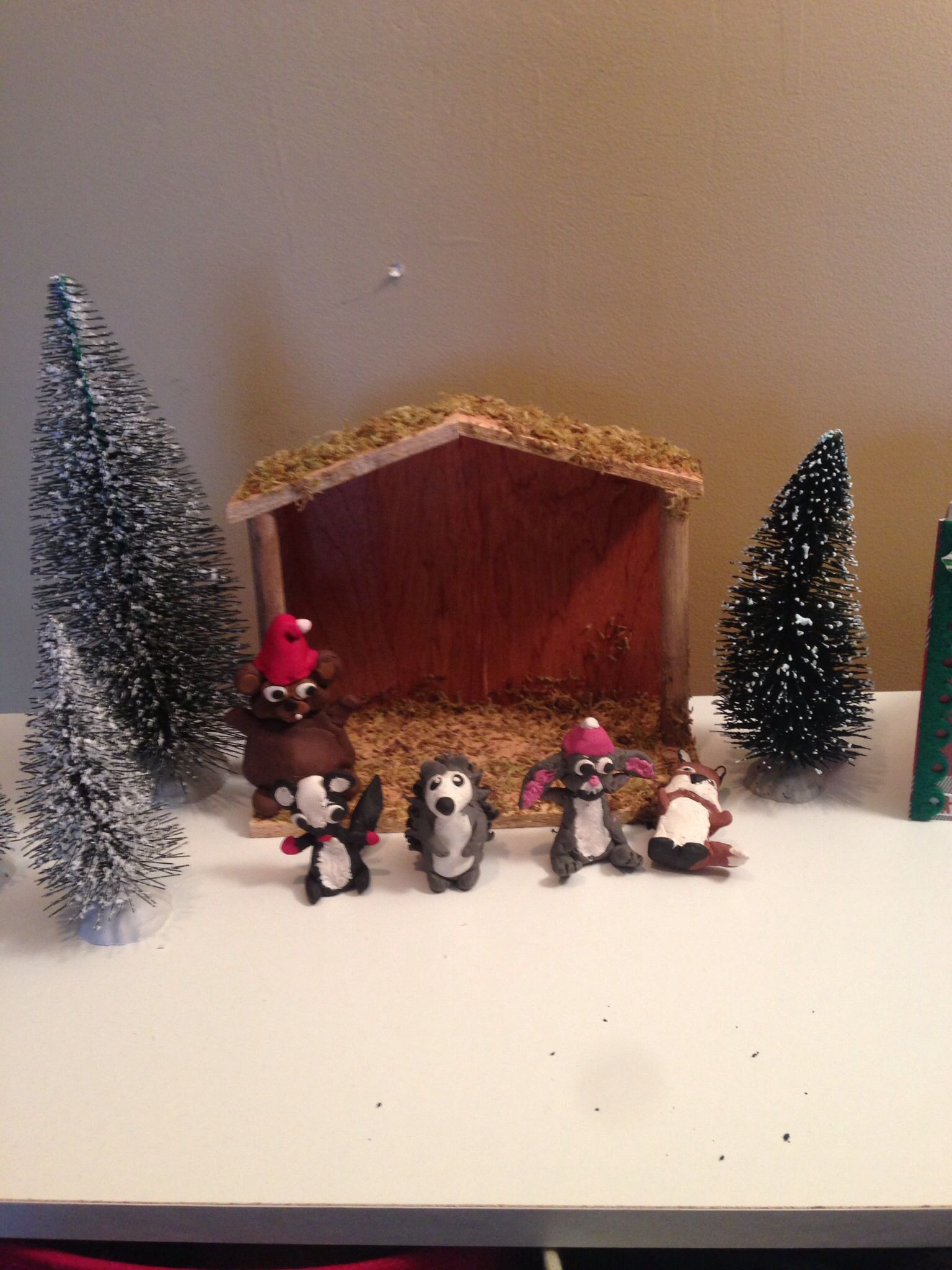 Our Satanic Woodland Critter Nativity Inspired By South Park Woodland Critters South Park Inspiration