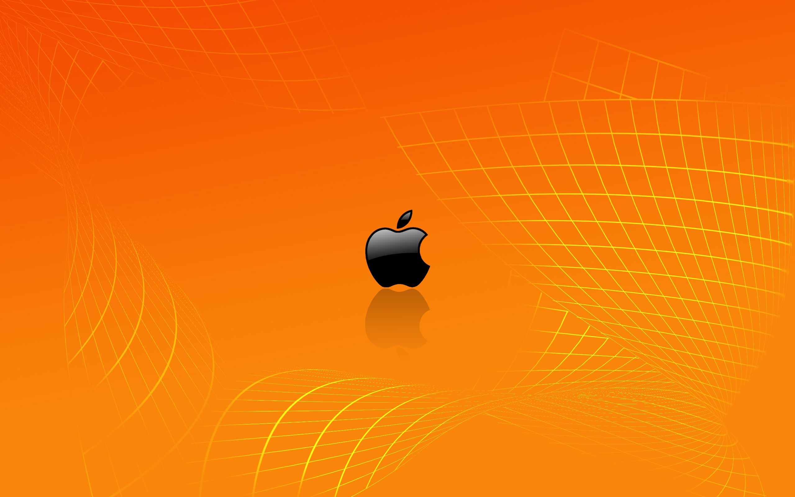 excellent apple logo wallpapers