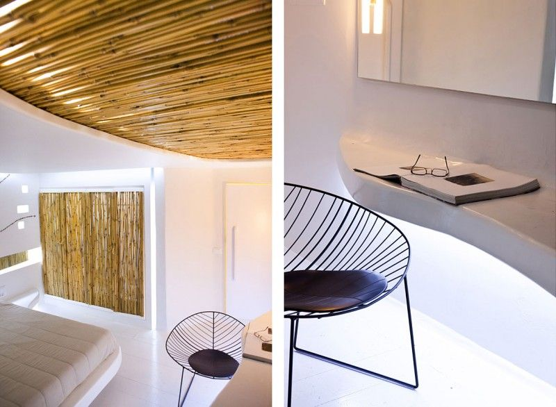 Exemplary Use of Pebbles, Irregular Lines And Cycladic Inspiration ...