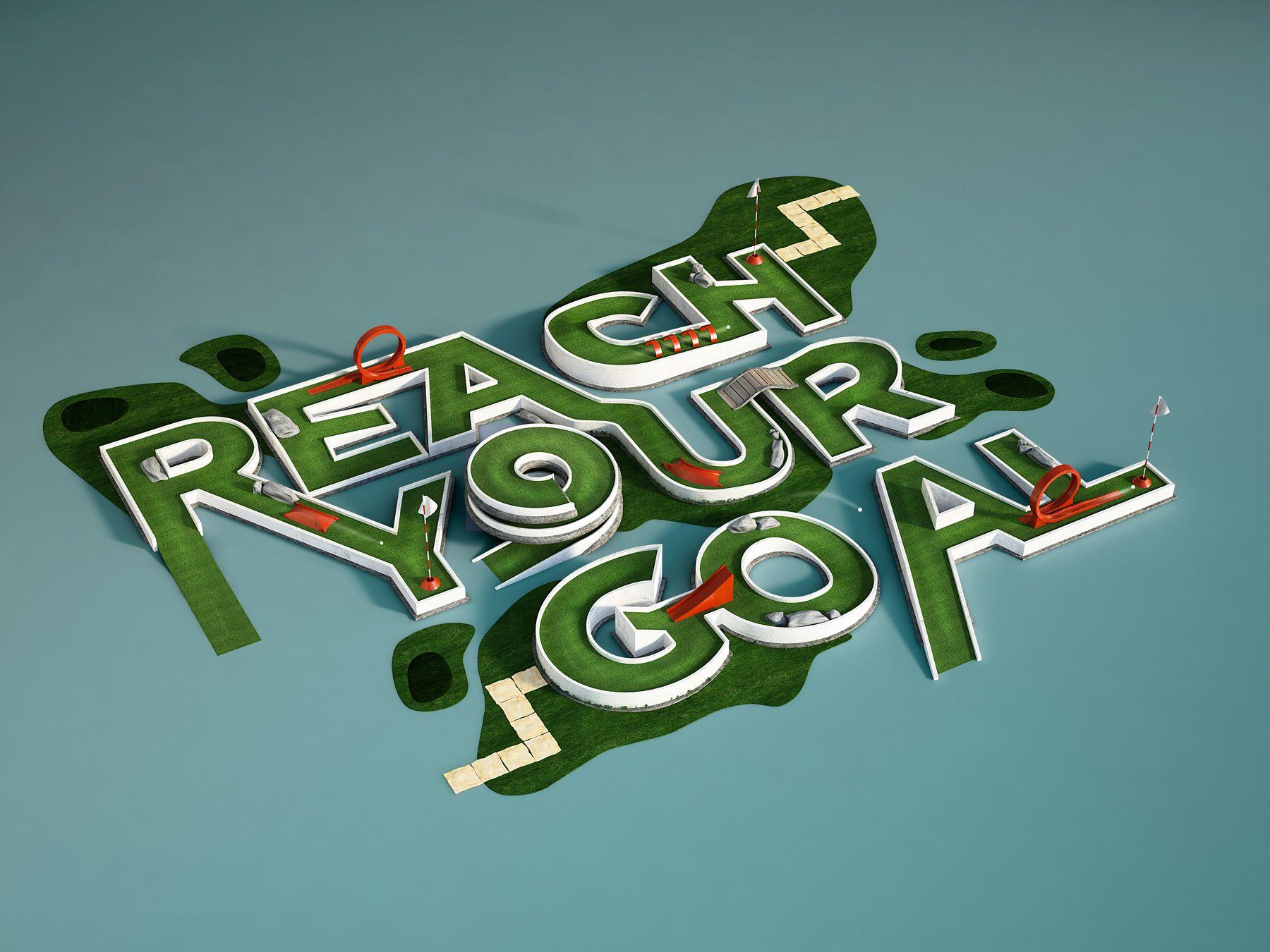reach your goal - Benoit Challand