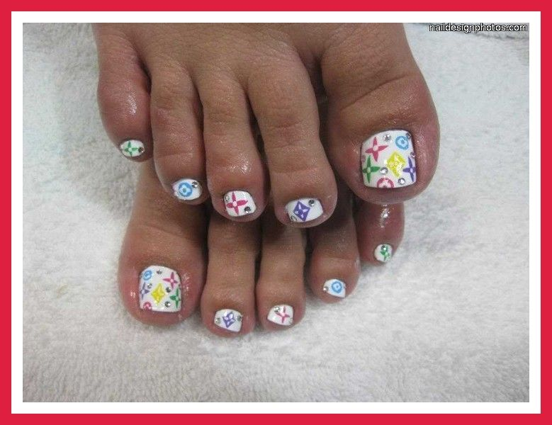 Fingernail And Toenail Designs Summer Toe Nail Designs 2012