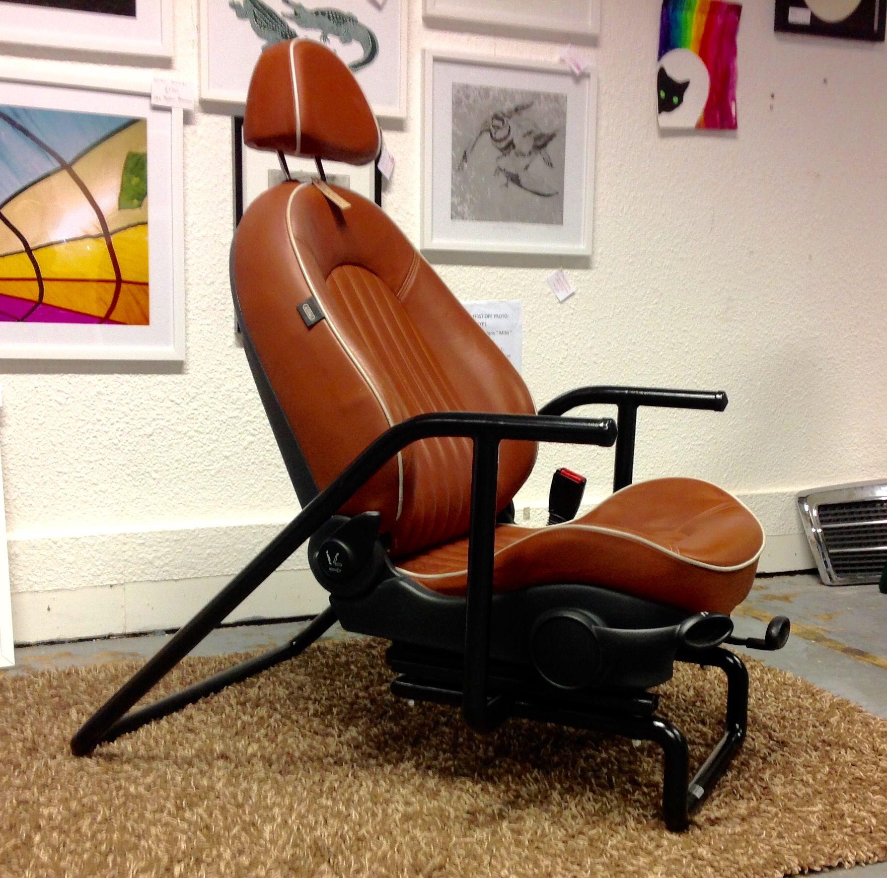 Mini prototype, slide, raise, lumber, recliner all working