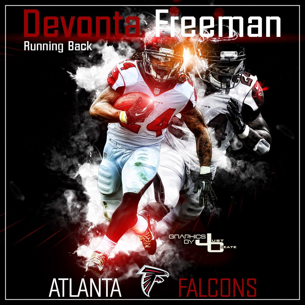 Devonta Freeman Graphics By Justcreate Sports Edits Devonta Freeman Comic Book Cover Comic Books