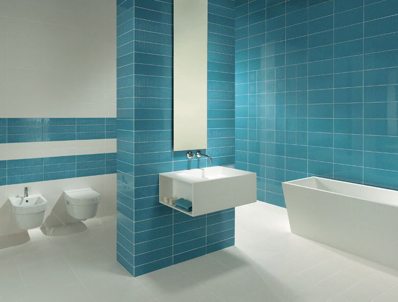 Exceptionnel 1 MLN Bathroom Tile Ideas