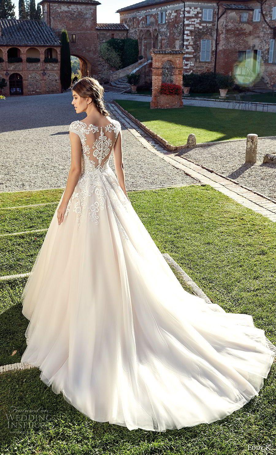 Eddy K. 18 Wedding Dresses  Abendkleider hochzeit, Braut und