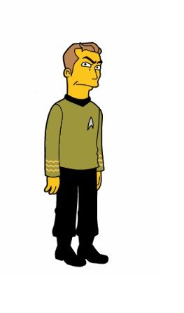 Star Trek Image #1796833 - Zerochan Anime Image Board |Drawing Cute Cartoon Star Trek Kirk