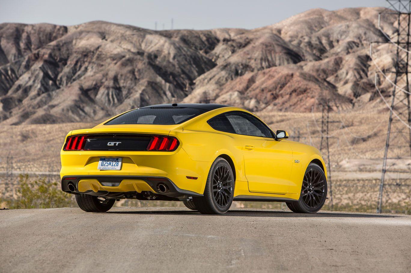 Pin Em Mustang Ford K
