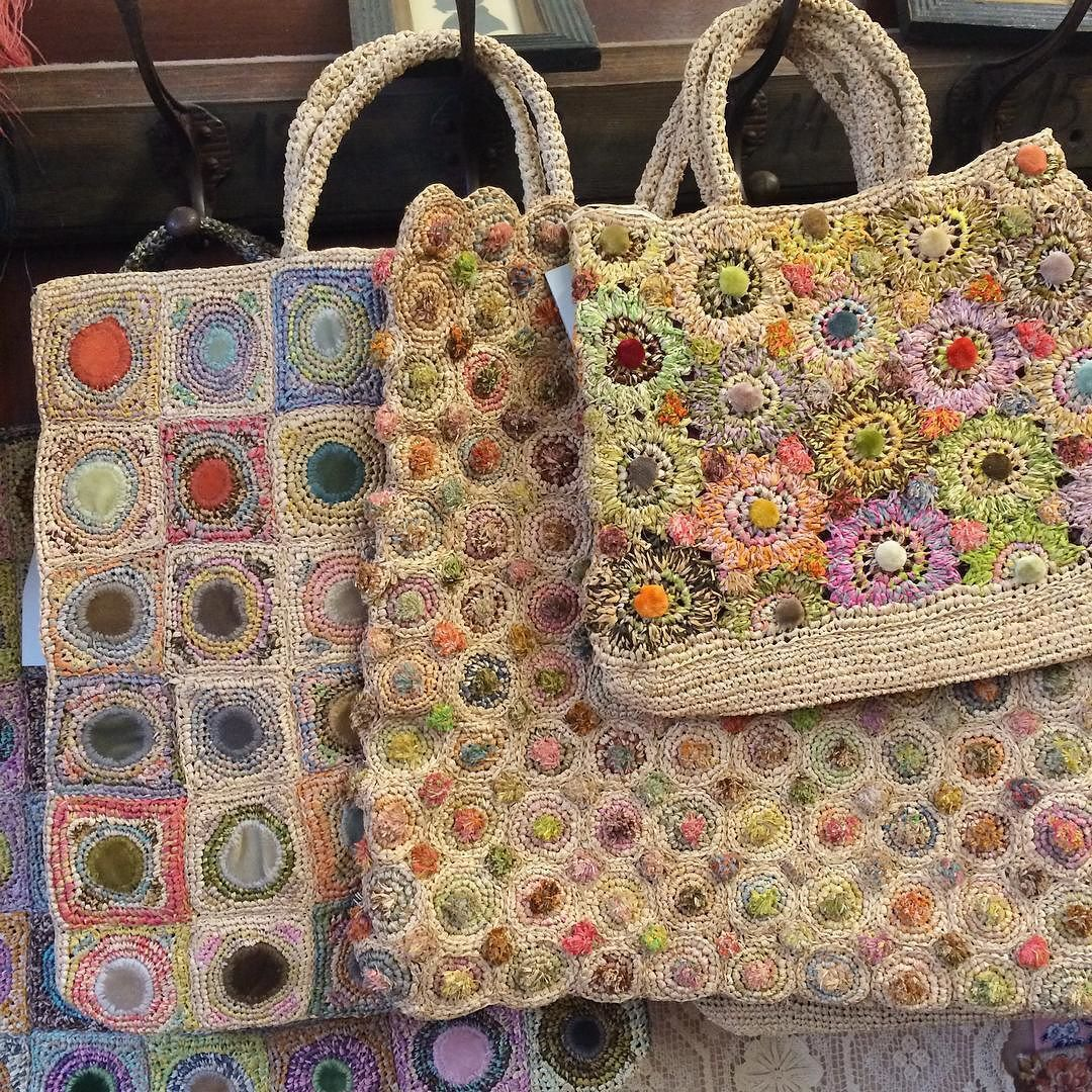 Sophie Digard Crochet Bags Sophie Digard Crochet