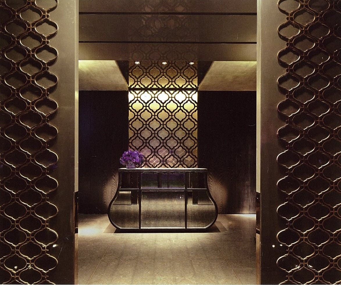 Luxe Details By Ab Concept Ab Concept Spa Design Lobby Design