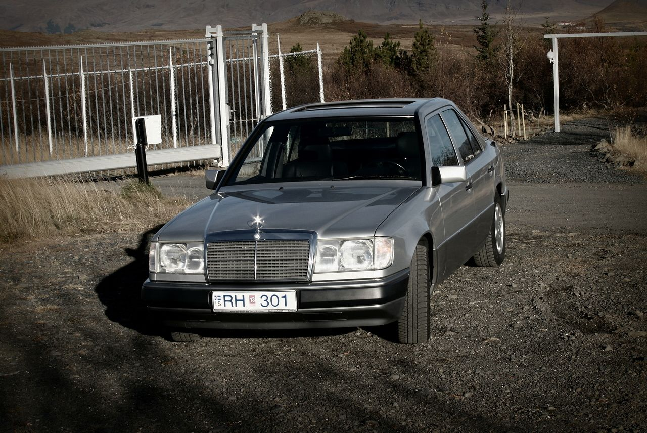 My Beloved Mb 300e 1992 Benz Mercedes Cars Of History