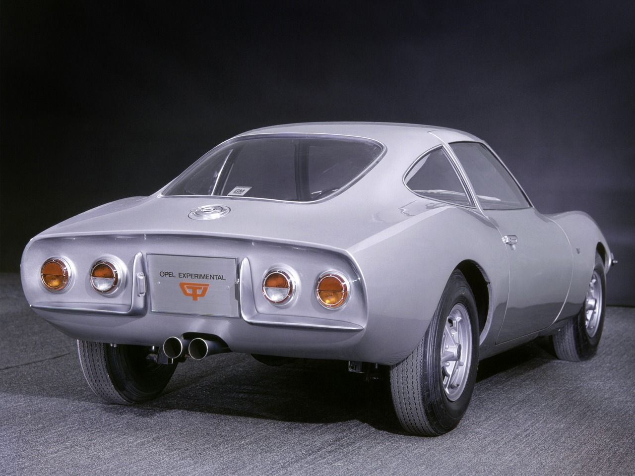Opel Experimental GT (1965) | 1960s Prototypes, Concepts, and Dream ...