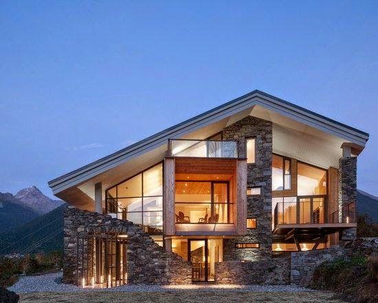 Fachadas de casas rusticas ii de todo en 2019 for Casas campestres rusticas