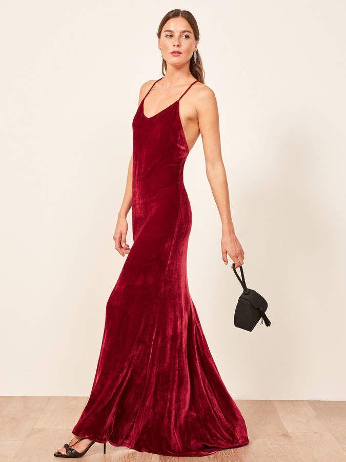 a4e30c5065c Reformation Rimini Dress