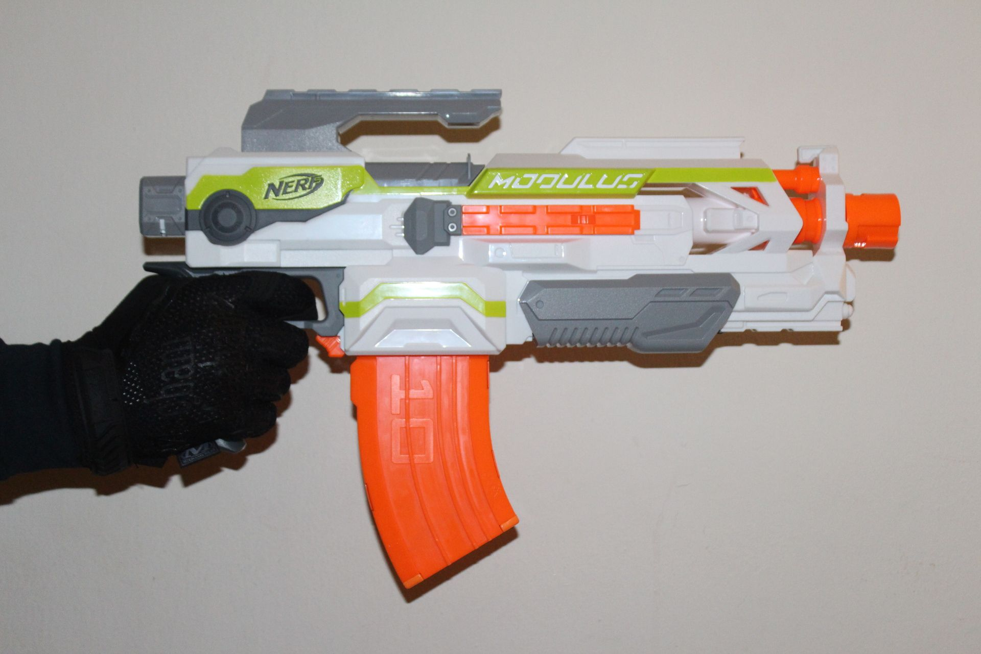 nerf modulus review performance review