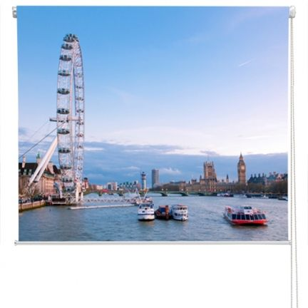 London Eye And Westminster Photo Roller Blind From 163 58