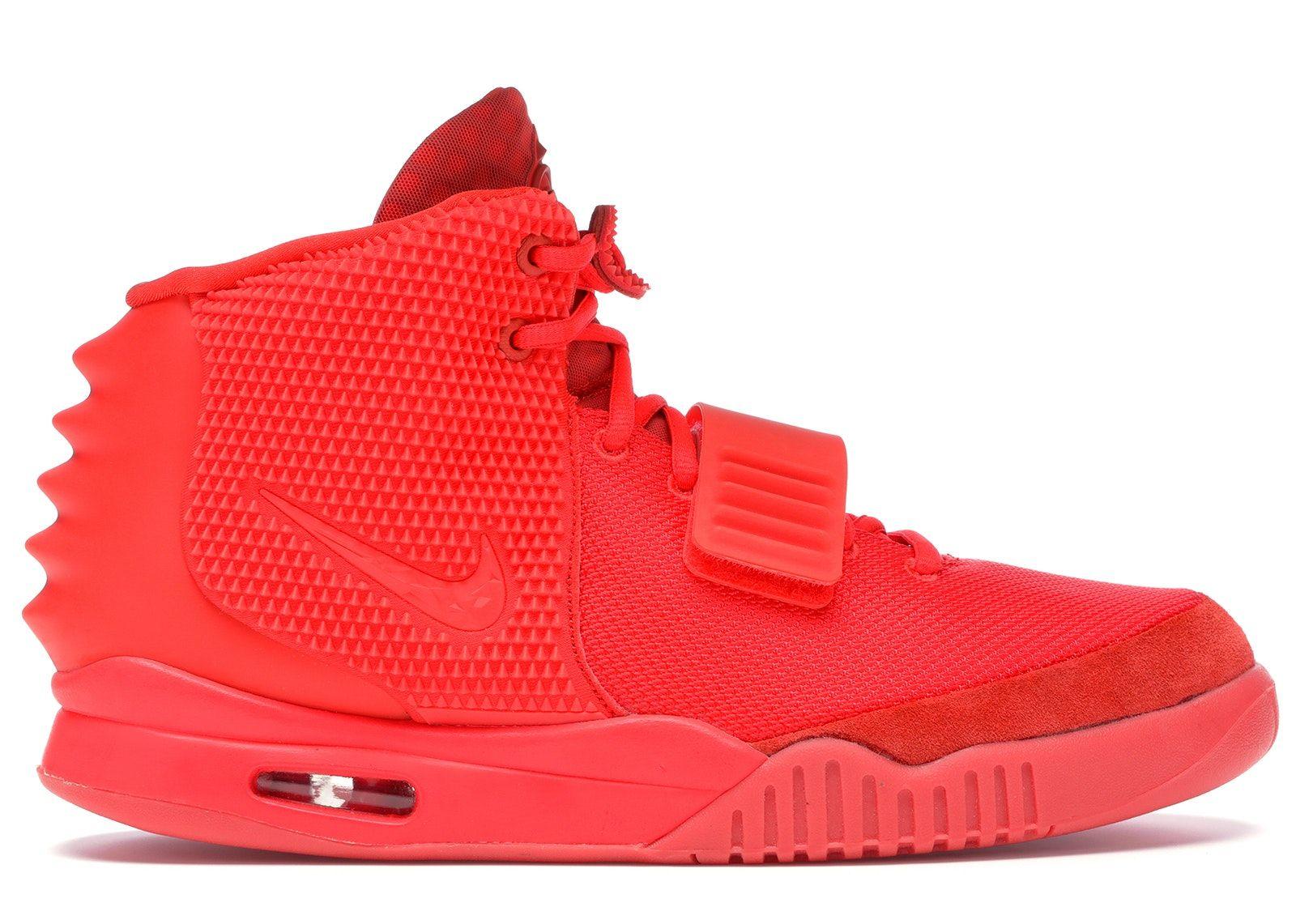 Nike Air Yeezy 2 Red October In 2020 Air Yeezy Yeezy 2 Red