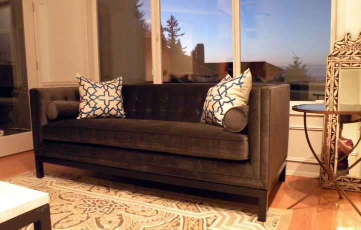 From Couch Seattle Custom Made Couches