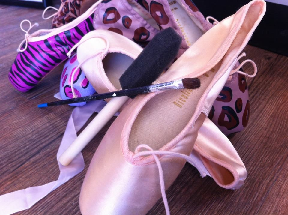 Pretty Pointe Shoes @ Kim-Lee Dance and Gym Wear
