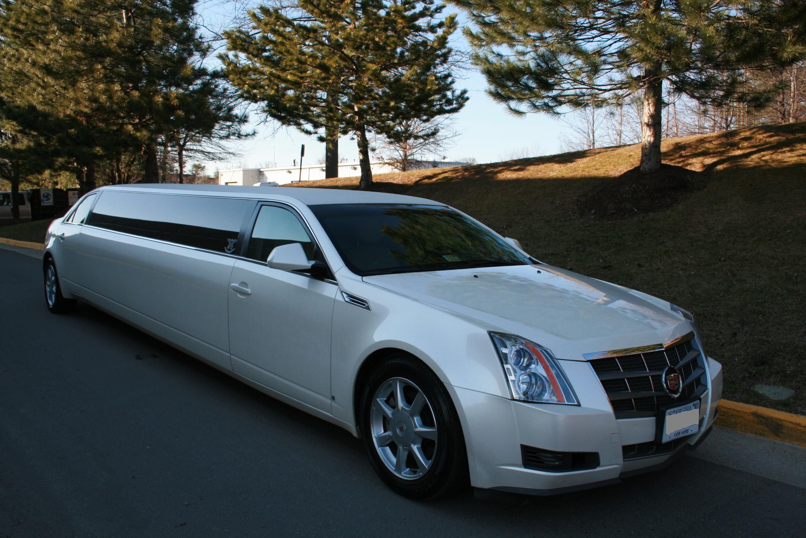 Cadillac Cts Stretch Limousine Cadillac Cts Limousine