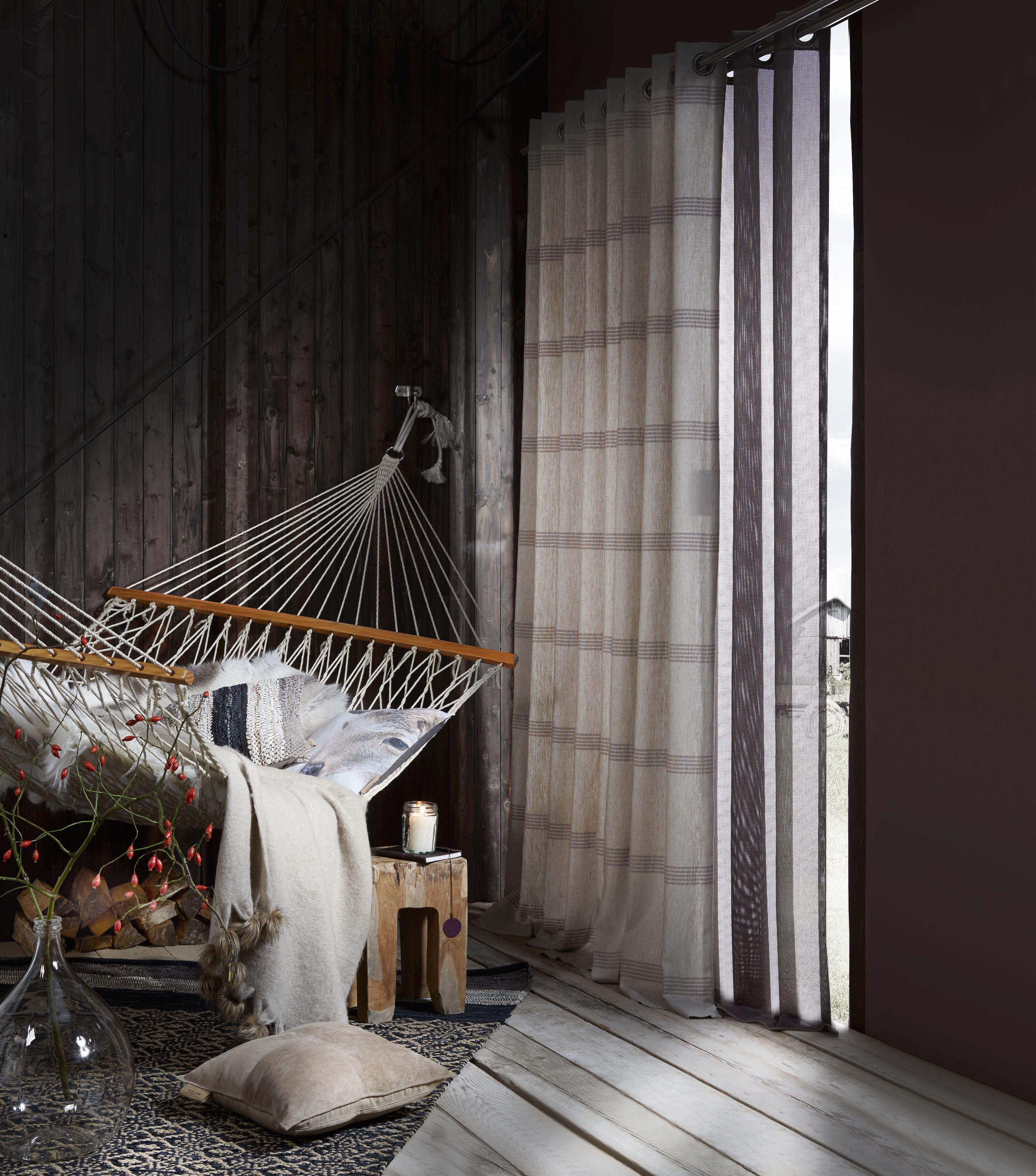 Original #curtains for an easy lifestyle. Puur, stijlvol en ...