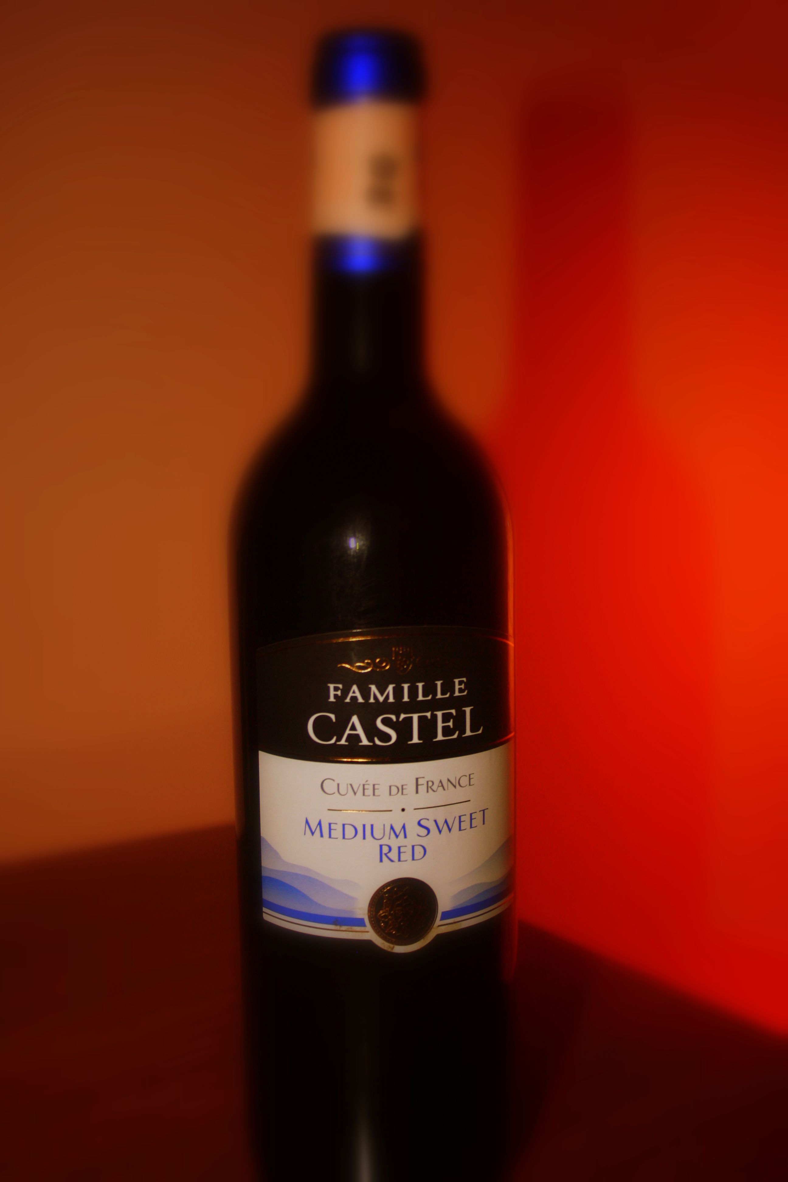Famille Castel Red Wine Expressive Fruity Velvet Prune Red Wine Fruity Wine