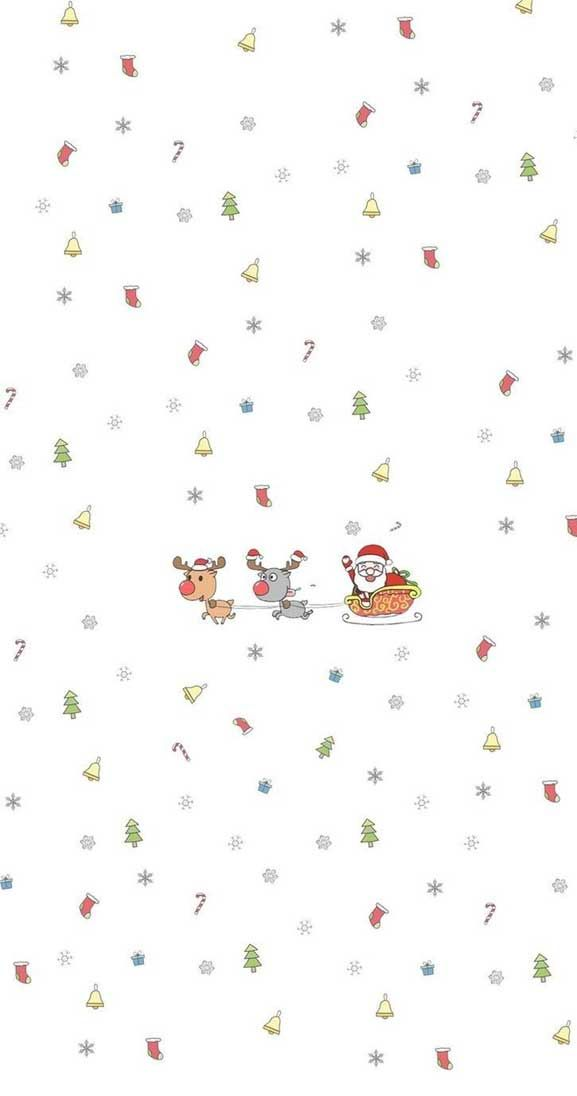 39 Beautiful Christmas Illustrations Christmas Illustrations Free Christmas Ill Wallpaper Iphone Christmas Cute Christmas Wallpaper Christmas Phone Wallpaper