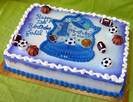 Sahil All Star First Birthday Party Ideas Pinterest - All star birthday cake