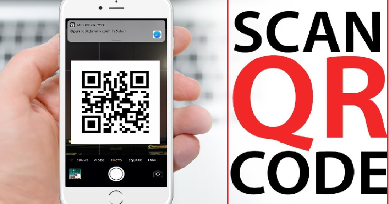How to scan a QR code Coding, Qr code, Iphone gps